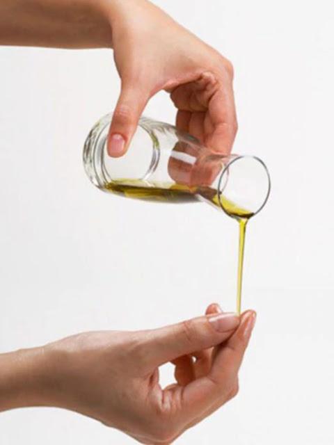 minyak zaitun untuk penjagaan kulit - elakkan kulit bersisik