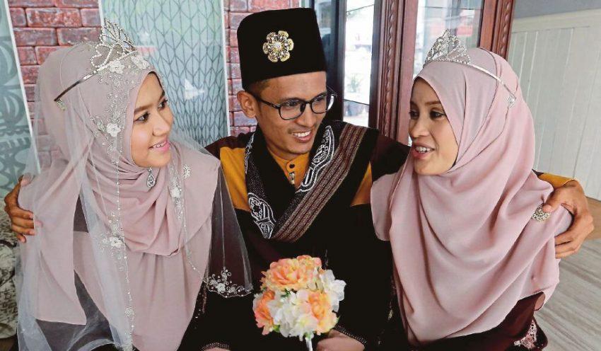 Biarkan suami berpoligami asalkan isteri tua jangan bertambah rugi. Buat perjanjian harta sepencarian